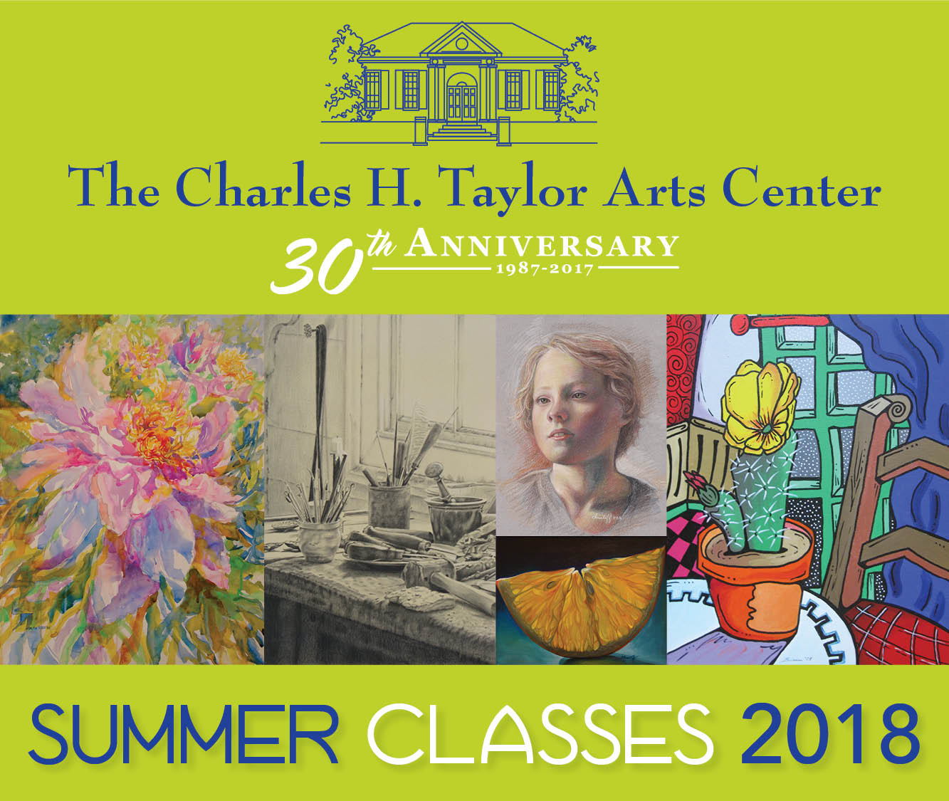 Summer Classes now open for registration!