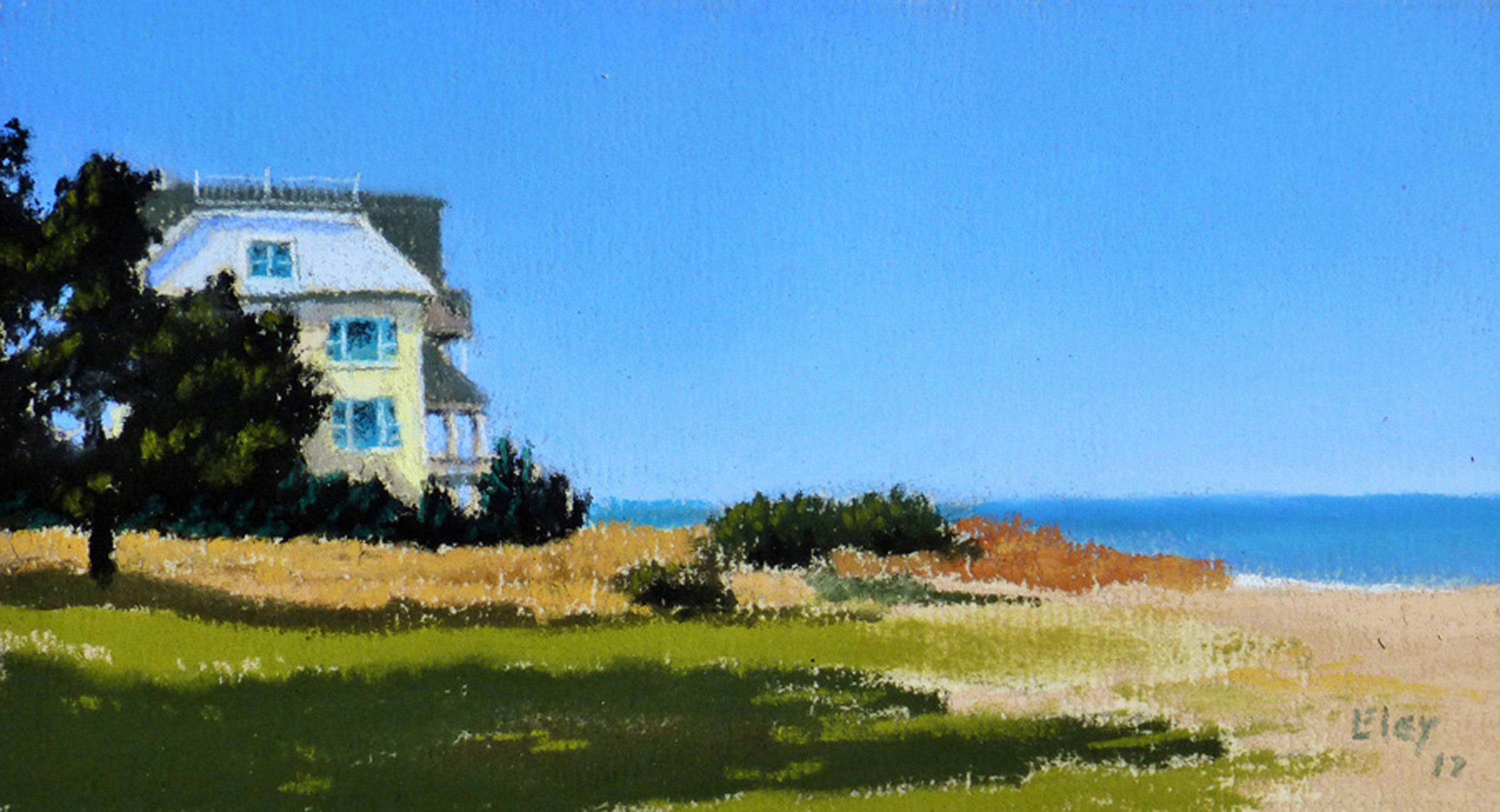 Eley, Curtis - Home on the Bay.jpg